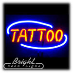 Tattoo Neon Sculpture