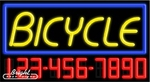 Bicycle Neon w/Phone #