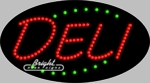 Deli LED Sign