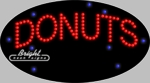 Donuts LED Sign