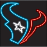 Houston Texans Neon Sign