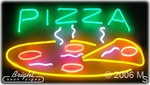 Pizza Parlor Neon Sign