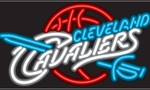 Cleveland Caveliers Neon Sign