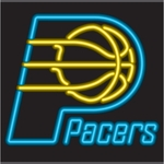 Indiana Pacers Neon Sign