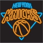 New York Knicks Neon Sign