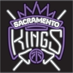 Sacramento Kings Neon Sign