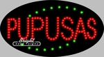 Pupusas LED Sign
