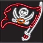 Tampa Bay Buccaneers Neon Sign