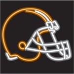 Cleveland Browns Neon Sign