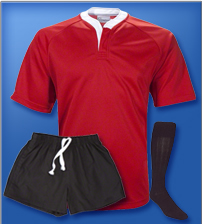 WRS Legacy Rugby Uniform<br><br>