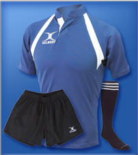 Gilbert Junior Match Rugby Uniform