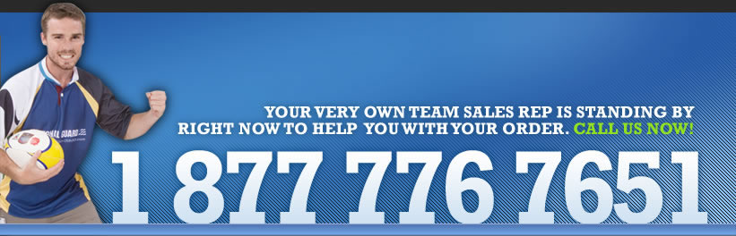 Your very own team sales rep is standing by right now to help you with your order.  Call us Now! 1-877-776-7651