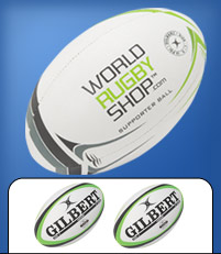 Gilbert WRS/Gilbert Rugby Ball Kit #719925