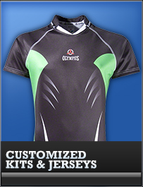 Customized Kits & Jerseys
