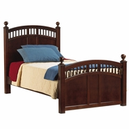 Kids Dark Wood Beds