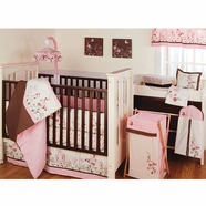 organic crib bedding set