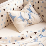 organic baby bedding set