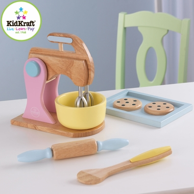 KidKraft Baking Set in Pastel