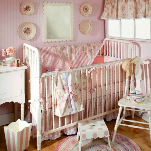 Baby Girl Bedding Sets And Crib Bedding Shop By Color Or