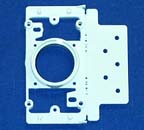 STANDARD 2X4 WALL INLET MOUNTING PLATE