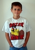 """New""  #4075 Kid's Shovel or Dozer Maniac T-shirts now available in youth sizes:  Small  Medim  Large"