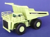 """NEW"" #4622BR  Euclid R85B Off Road Dump Truck - Green"