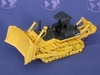 """NEW"" #4623BR  Komatsu D155 Dozer ROPS with Metal Tracks"