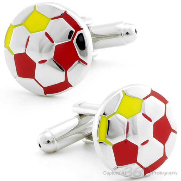 Football Season Cufflinks