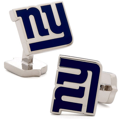 Palladium New York Giants Cufflinks