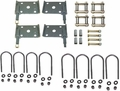 Suspension Hardware Kit (rubber bushings) Fits 58-71 CJ3B, M38A1, CJ5