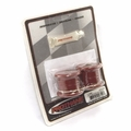 Prothane Track Arm Bushing Kit for Jeep 1997-06 WRANGLER, Rear, RED