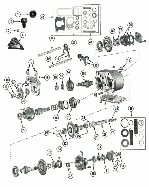 Transfer Case 300d on Suzuki Samurai Clutch Diagram
