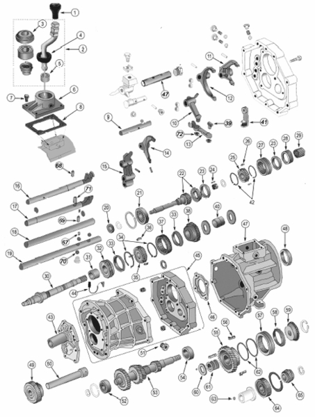 Ax15 on 1946 willys jeep wiring diagram
