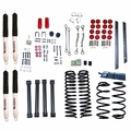 4-Inch Lift Kit with Shocks, 97-02 Jeep Wrangler TJ by ORV Rugged Ridge