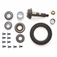 1) Ring & Pinion Kit (Dana 30), 3.55 Ratio (39 x 11 Teeth), 1992-2001 Cherokee, 1997-2006 Wrangler