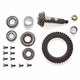 1) Ring & Pinion Kit (Dana 30), 3.73 Ratio (41 x 11 Teeth), 1992-2001 Cherokee, 1997-2000 Wrangler