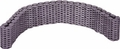 """Transfer Case Drive Chain, fits 1973-79 Jeep Vehicles with Quadra-Trac Transfer Case, links 48, Width 2-1/2"""""""