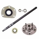 Rear Axle Kit, Passenger Side, Fits 1976-1979 CJ's with Quadra Trac
