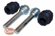 Rear Disc Brake Pin Kit, 2007-11 Jeep Wrangler JK & Wrangler Unlimited