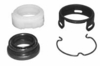 Steering Column Bearing Kit: Fits 1976-1986 CJs and 1987-1995 Wranglers