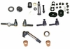 Steering Rebuild Kit, Fits CJ3A, CJ3B and early CJ5 with 4 cyl. Engine