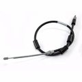 Rear Brake Cable Jeep Wrangler (1997-2006) w/ rear drum brakes; Left or Right side.