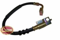Right Side Front Brake Hose, 1984-93 Jeep Cherokee XJ