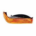 Passenger Side Turn Signal Lamp, fits 1993-98 Jeep Grand Cherokee ZJ, (Export Models) Amber