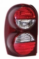 Driver Side Rear Tail Lamp, fits 2005-07 Jeep Liberty
