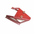 Spare wheel support bracket assembly, 2 stud, 1941-45 MB, GPW   A-2359