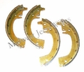 "Brake Shoe Set 10"" (per axle) Fits 1946-55 Jeepster, 2wd Station Wagon"