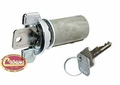 Coded Ignition Cylinder, fits 1976-84 Jeep CJ, 1981-84 Jeep SJ & J-Series