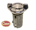 Ignition Cylinder, fits 1976-84 Jeep CJ, 1981-84 Jeep SJ & J-Series