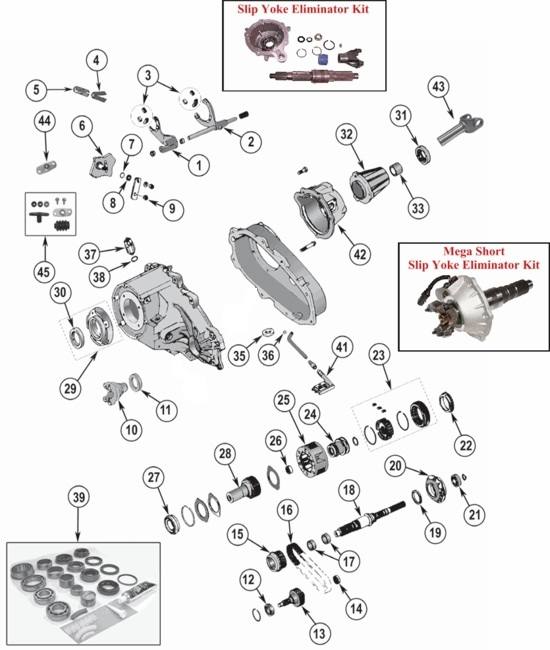 Need Some Clear Answers 145975 as well Transfer Case Dana 20d likewise Cj5 Cj7 Wiper in addition Transfer Case Dana 20d as well Brake Hose Kit Stainless Steel Disc 16735 11. on jeep yj transmission parts html